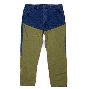 Wrangler Rugged Wear Canvas Denim Jeans